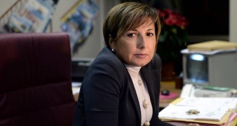 Italian women take on the mafia
