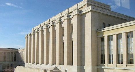 Ukraine envoy in Geneva warns of Russian attack