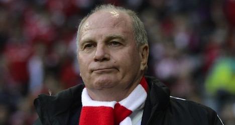 Munich football boss resigns after jail term