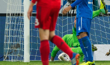 Football clubs say no to goal-line technology
