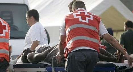 Meningitis case threatens cramped migrant centre