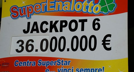Jackpot 'winner' sues RAI for botched numbers