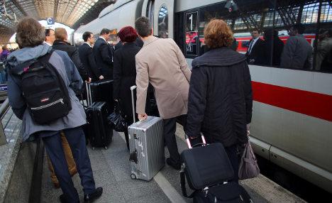 Passengers peak but train profits slump