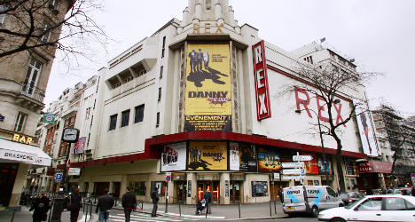 Paris film scene 'streets ahead of London's'