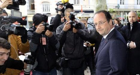 Learn from poll failure, Hollande tells Socialists