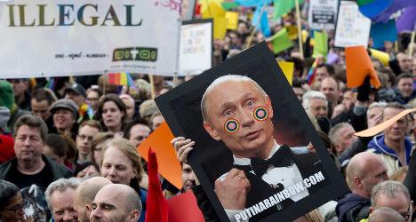 Crimea: Hollande wants firm EU retort to Russia