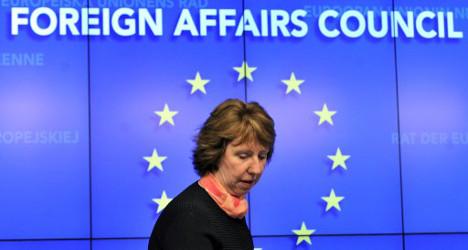 Ukraine crisis talks in Madrid 'useful': EU
