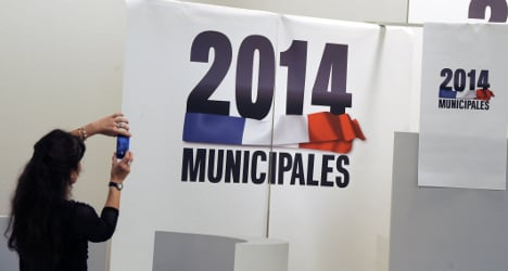 French elections: The key points from round one