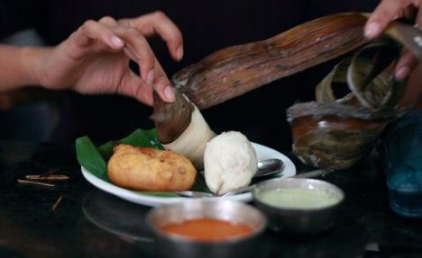 Do Indians like Sweden's Indian restaurants?