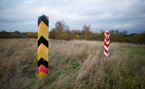 German-Polish border checks to start again
