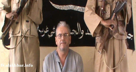 France vows to punish death of Mali hostage
