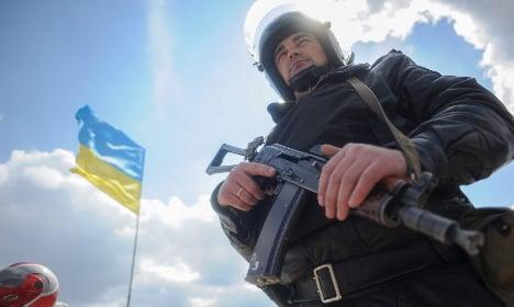 Germany warns Ukraine talks must not fail