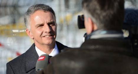 Swiss-Croatia deal only 'temporary solution': EU