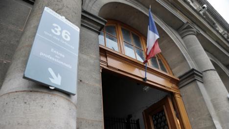 Paris cops charged with Canadian tourist rape