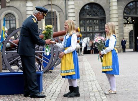 Swedish king celebrates his 68th birthday