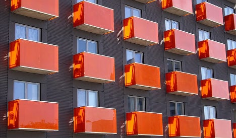 Two-year average wait for rental homes in Sweden