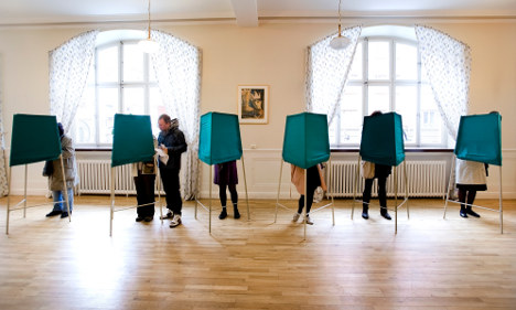 Sweden's oldest would-be MP: 'They promised I wouldn't get in'