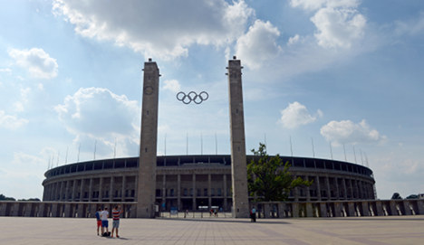 Olympic stadium could be giant polling station