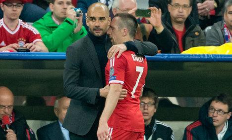 Pep: Bayern Munich thrashing was my fault