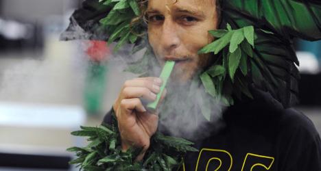 Marijuana: 'Young adults risk fatal heart problems'