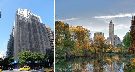 France wants $48 million for lavish New York flat