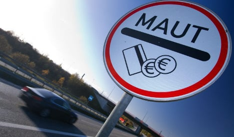 Germany to charge foreign drivers from 2016