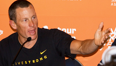 Armstrong doping probe results due next year