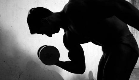 Swedish cops nab man for having big muscles