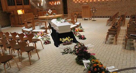 Laconic Swede files 'I'm dead' obituary