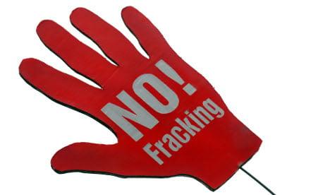 'Fracking won't save Germany from Putin'