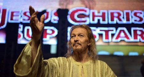 Original Jesus brings 'Superstar' to Rome