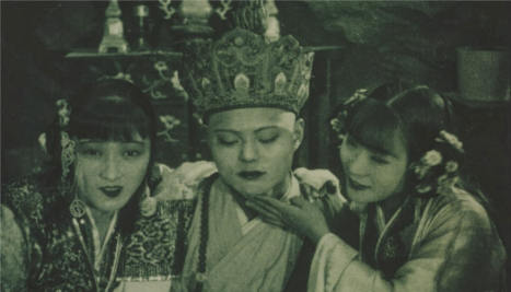Norway sends lost 1927 film back to China