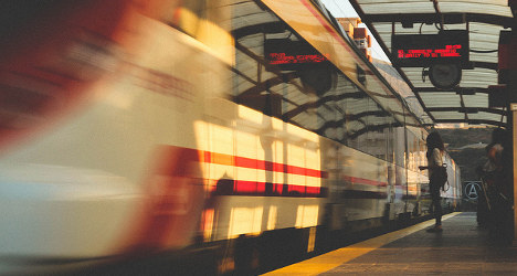 Train company's illiterate tweet goes viral