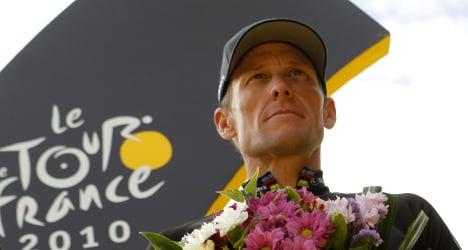 Armstong: I'm still a Tour de France champion