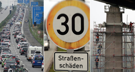 Who should pay for Germany's roads?