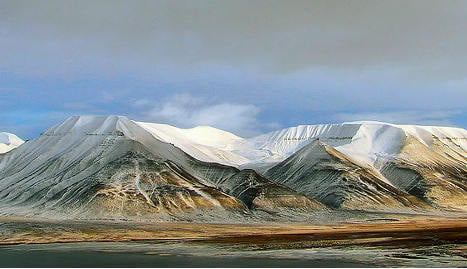 Huge Arctic island estate on sale in Norway