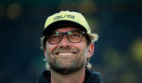 Dortmund's Klopp rules out Man United job again