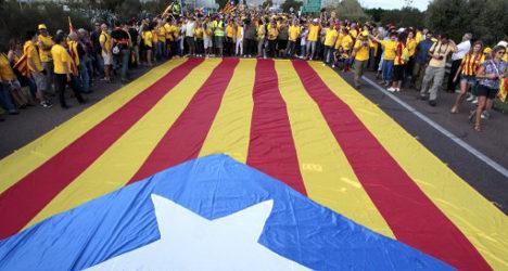 50% of Spaniards believe Catalonia will vote: Poll