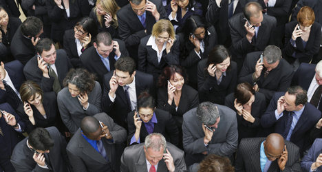 One in five French workers is a civil servant
