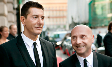 Dolce & Gabbana duo get 18-month jail sentence