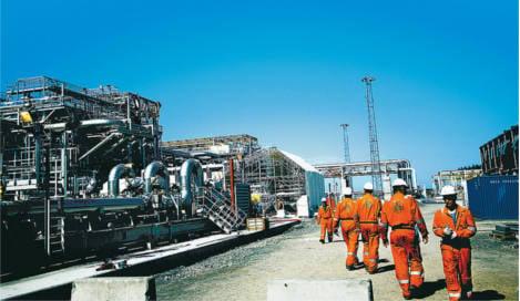 Shell puts Ormen Lange upgrade on hold