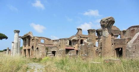 'Secret' Ostia is bigger than Pompeii