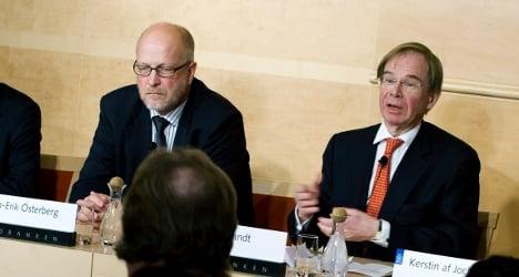 'We're not Japan': Swedish Riksbank