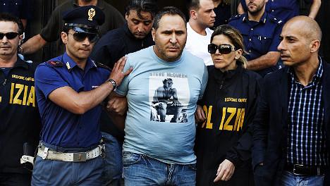 Mafia killer uses Jose Mourinho as alibi