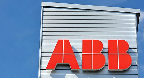 ABB restructures after posting lower profits