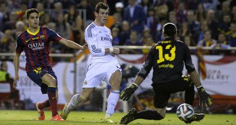 Spain hails Gareth Bale's wonder goal