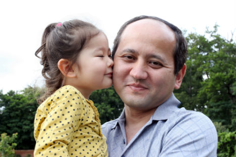 Kazakh tycoon's family granted refugee status
