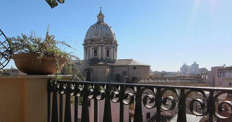 Rome hotels break rules ahead of sainthoods