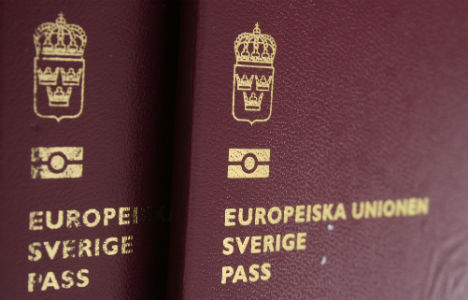 Swedish passports hot property on black market
