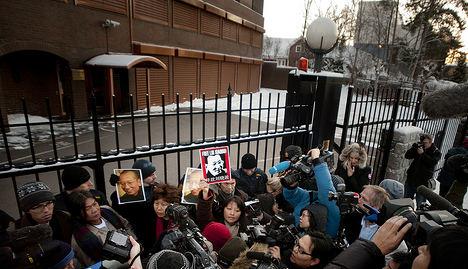 Norway and China hold secret Oslo talks: NRK